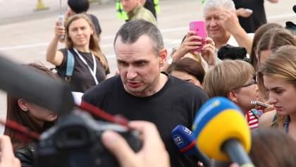Сенцова висунули на Нобелівську премію: у Польщі сподіваються – режисер її виграє