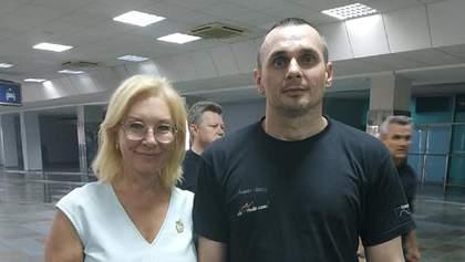Государство предоставит квартиру в Киеве четырем политзаключенным из Крыма – Денисова