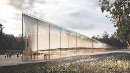 Как будет выглядеть Мемориальный центр Холокоста в Киеве: фото проекта