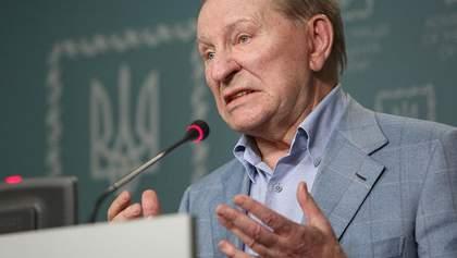 Кучма не имеет оптимизма по поводу встречи в нормандском формате