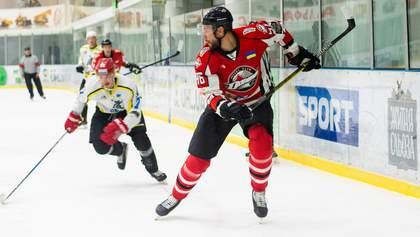 Яким буде перший тур Української хокейної ліги – Парі-Матч