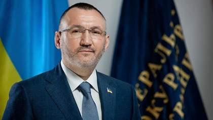 В Генпрокуратуре объяснили закрытие дела против екс заместителя генпрокурора Кузьмина