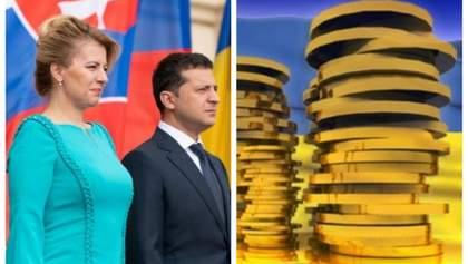 Головні новини 16 вересня: візит президентки Словаччини і проєкт бюджету