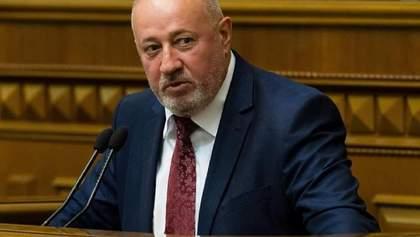 Чумак отменил постановление Матиоса о засекречивании деклараций своих подчиненных