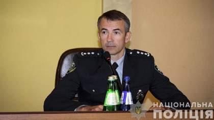 Кадровые изменения в полиции: правоохранители Сумщины получили нового руководителя