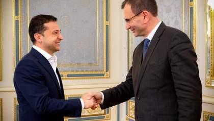 Зеленський провів зустріч з віцепрезидентом ЄБРР: обговорили інвестиції в Україну