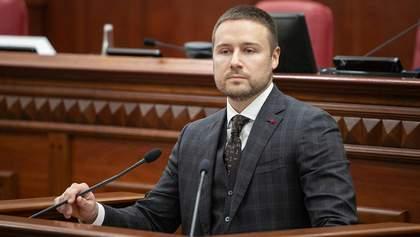 У Києві побили заступника голови КМДА Слончака, він у тяжкому стані