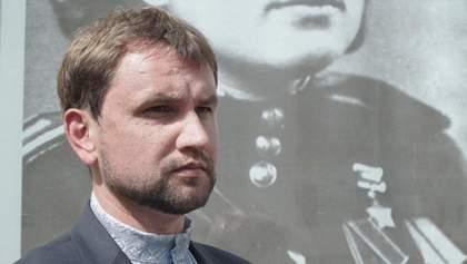 В'ятрович став народним депутатом: коротко про все, що відомо