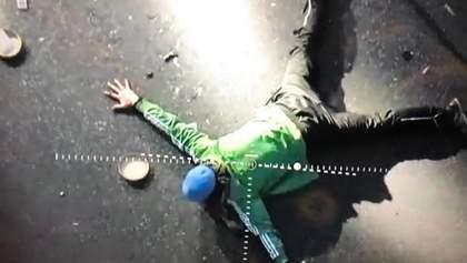 Вимагав поговорити з дівчиною: як затримували Белька, який погрожував підірвати міст у Києві
