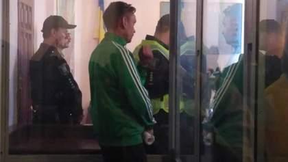 Белько, который угрожал взорвать мост в Киеве, избрали меру пресечения