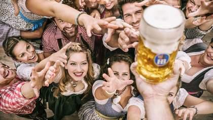 """У Німеччині розпочався 186-й """"Октоберфест"""": яскраві фото"""