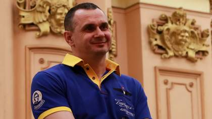 Сенцов презентовал новую книгу во Львове: фото, видео