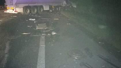 Ужасное ДТП со многими погибшими на Житомирщине: водителя грузовика задержали