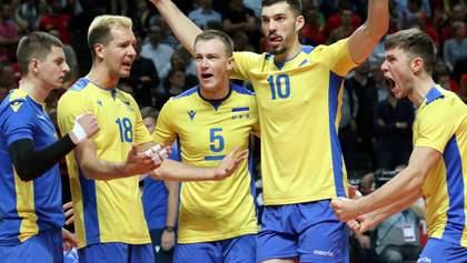 Україна у наднапруженому матчі поступилася Сербії у чвертьфіналі волейбольного Євро-2019
