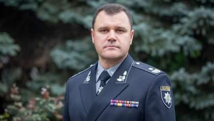 Игорь Клименко – новый глава Нацполиции: краткая биография