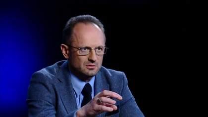 Скандал в США: Бессмертный оценил риски для Украины