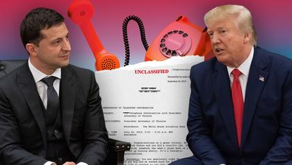 """Упрек Меркель и """"свой"""" прокурор: противоречивые моменты разговора Трампа и Зеленского"""