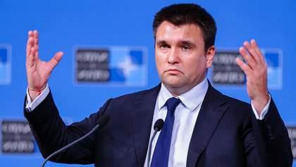 Зеленский оказался лучшим дипломатом, чем Трамп, – Климкин