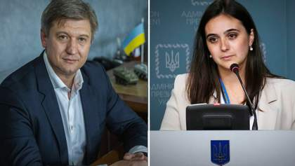 Головні новини 27 вересня: Данилюк звільняється та скандал речниці Зеленського із журналістом