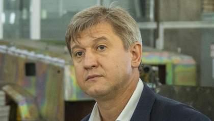 Данилюк написав заяву про звільнення через Зеленського, – ЗМІ