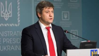 Не беру участі у підкилимних іграх, – Данилюк пояснив свою відставку