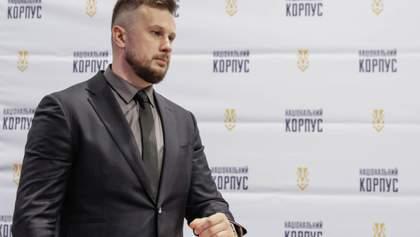 """Лідер """"Нацкорпусу"""" оголосив про створення Штабу спротиву капітуляції: відео"""