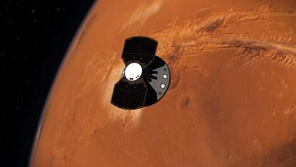 В NASA випустили відео із звуками сейсмічної активності на Марсі
