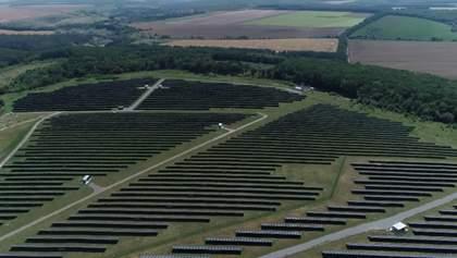 Солнечная станция на месте свалки: чем поражает самая прогрессивная община на Хмельнитчине