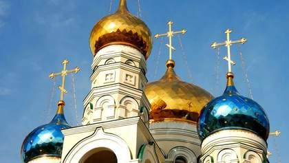Сколько приходов имеет Православная церковь Украины