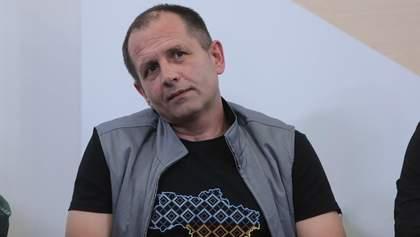 Я их троллил, – Балух рассказал, как вывесил украинский флаг в Крыму