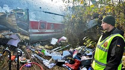 Авария самолета Ан12 под Львовом: как проходила спасательная операция