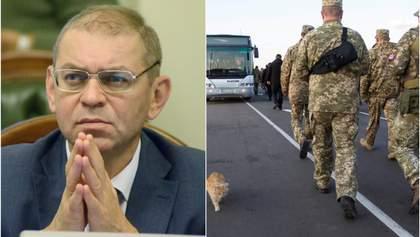 Головні новини 7 жовтня: Пашинський за ґратами і зрив розведення військ на Донбасі