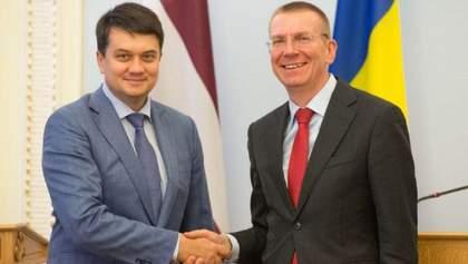 Латвія організовує зустріч парламентарів країн, які проти повернення Росії до ПАРЄ