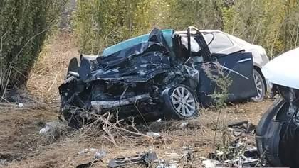 Масштабна ДТП під Миколаєвом: в аварії загинули керівники поліції області – фото