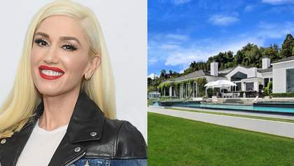 Гвен Стефани продала дом в Беверли-Хиллз за 21 миллион долларов: фото изнутри