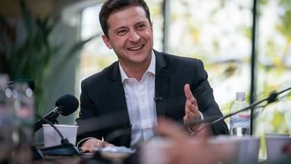 Зеленский сказал, кого видит мэром Одессы