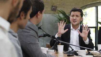 Марафон для президента: що показала 14-годинна розмова Зеленського з журналістами