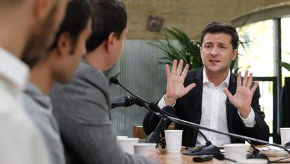 Марафон для президента: что показал 14-часовой разговор Зеленского с журналистами