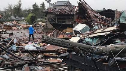 Мощный тайфун Хагибис в Японии: уже 18 человек погибли, еще 13 – пропали без вести