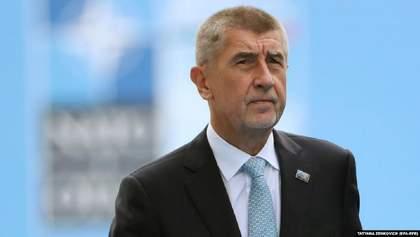 Чешский премьер с экономической миссией посетит Украину