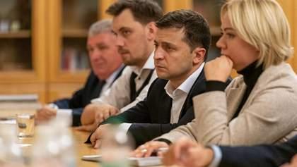Зеленский пообещал семьям погибших героев новый закон о статусе ветеранов