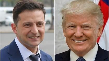 Украина не будет вмешиваться в процесс импичмента Трампа в США – Зеленский
