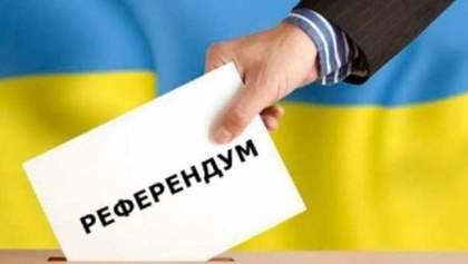 """Коли підготують законопроєкт про референдум: у """"Слузі народу"""" назвали дату"""