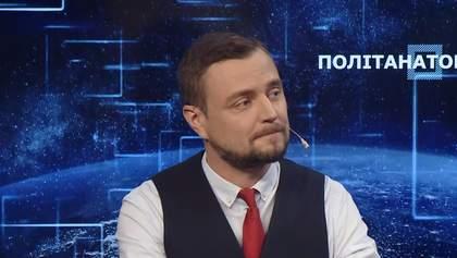 Націлювалися на Порошенка, а взяли Пашинського, – журналіст