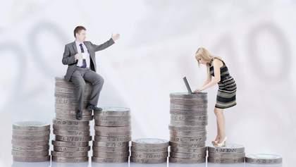 Женщины в Украине зарабатывают меньше мужчин: стало известно, насколько
