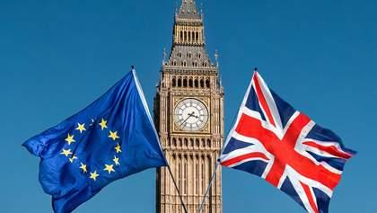 """""""Отсрочка выхода из ЕС будет ошибкой"""": Туск получил запрос на перенос Brexit от Джонсона"""