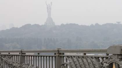 Забруднення повітря в Києві: у КМДА розповіли, коли стане краще