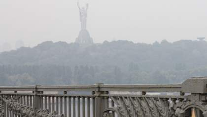 Загрязнение воздуха в Киеве: в КГГА рассказали, когда станет лучше