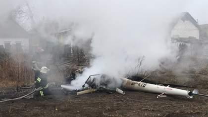 Загинув ексміністр аграрної політики Кутовий: його вертоліт впав на Полтавщині – фото