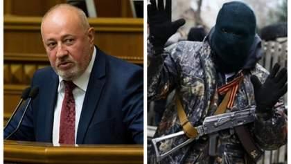 Кого из боевиков могут амнистировать: объяснение военного прокурора Чумака